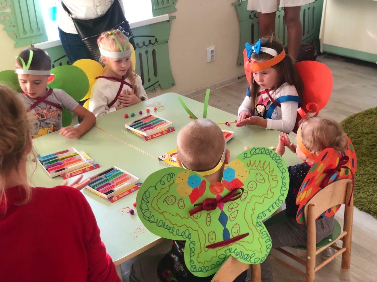 Приглашаем родителей и детей 4-6 лет! 15 сентября в 17.00 в Живом Доме состоится презентация нашего нового направления «Подготовка к школе».